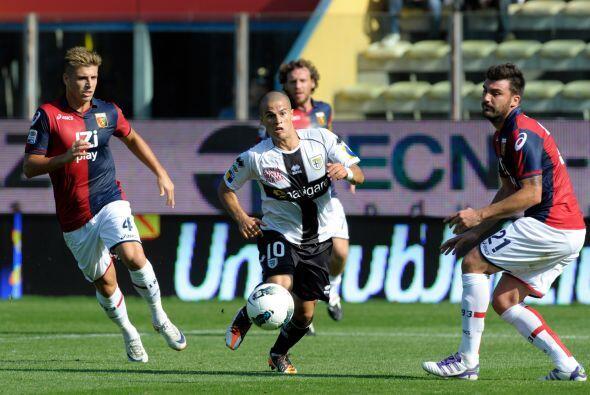 Parma es otro club que ha tenido un inicio prometedor.