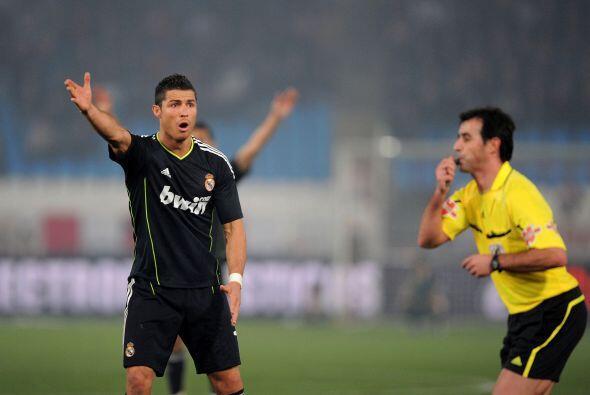 Pero el Madrid iba por todo, aunque ese gol no se veía llegar.