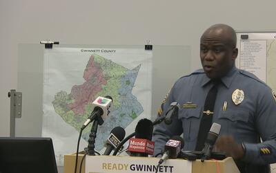 Autoridades de Gwinnett lanzan recomendaciones para afrontar la tormenta...