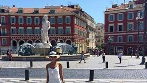 Karla Martínez vacaciones