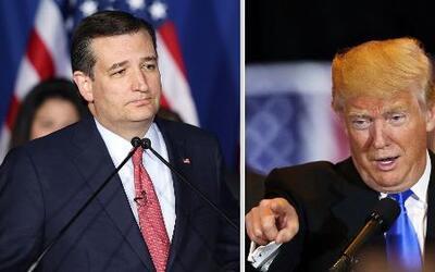 Ted Cruz renuncia a la carrera electoral, Donald Trump es el candidato v...