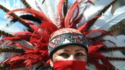Los hispanos constituyen el 16.3 por ciento del total de la población y...