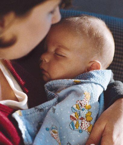 Atención con el rotavirus:  Es muy común en bebés pequeños y se trata de...