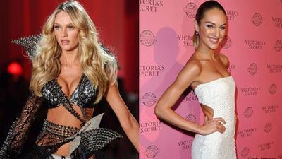 La modelo de Victoria´s Secret despertó controversia en Los Ángeles por...