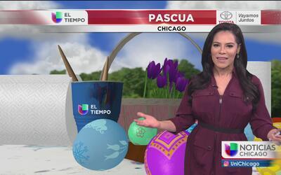 Qué nos depara el clima para este fin de semana de Pascua en Chicago