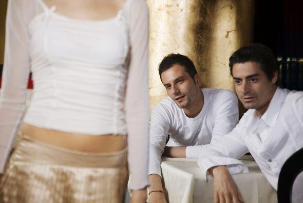 Sólo el 1 por ciento de los casados encuestados aseguró qu...
