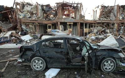 Ya son cuatro años de la explosión en la West Fertilizer Company y aún n...