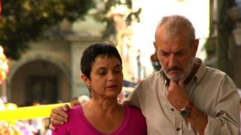 El matrimonio tuvo que rehacer su vida en otro estado de México.