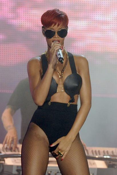 La humilde joven de Barbados quedó atrás y ahora se puede...