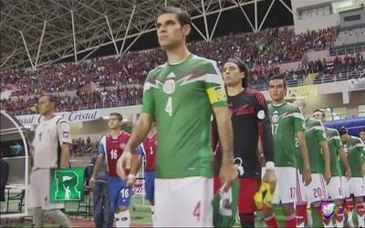 El verano de 2015 se pintará de verde con el Tri en Copa Oro y Copa América