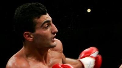 Vanes Martirosyan no peleará en una eliminatoria por el título.