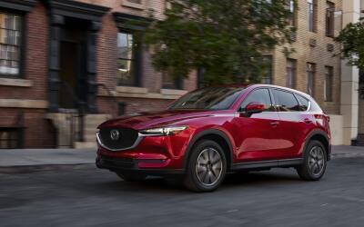 """Mazda busca darle a sus usuarios, en la CX-5, """"un SUV que disfruten..."""