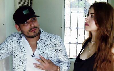 Espinoza Paz nos llevó hasta su rancho y nos presentó a la mujer que más...