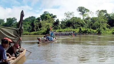 En Perú han incrementado las peticiones de las organizaciones indígenas...