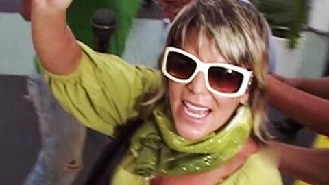 Retrojueves: Alejandra Guzmán armó tremenda bronca en un vuelo de avión...