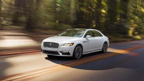 El regreso del Lincoln Continental