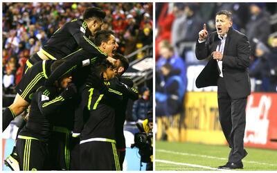 """Juan Carlos Osorio y el Tri, del pesimismo al """"Vamos caminando al Mundial"""""""