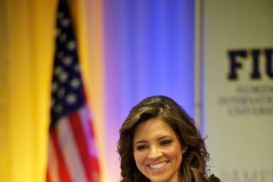 Pamela Silva Conde, nuestra presentadora de Primer Impacto, presentó est...