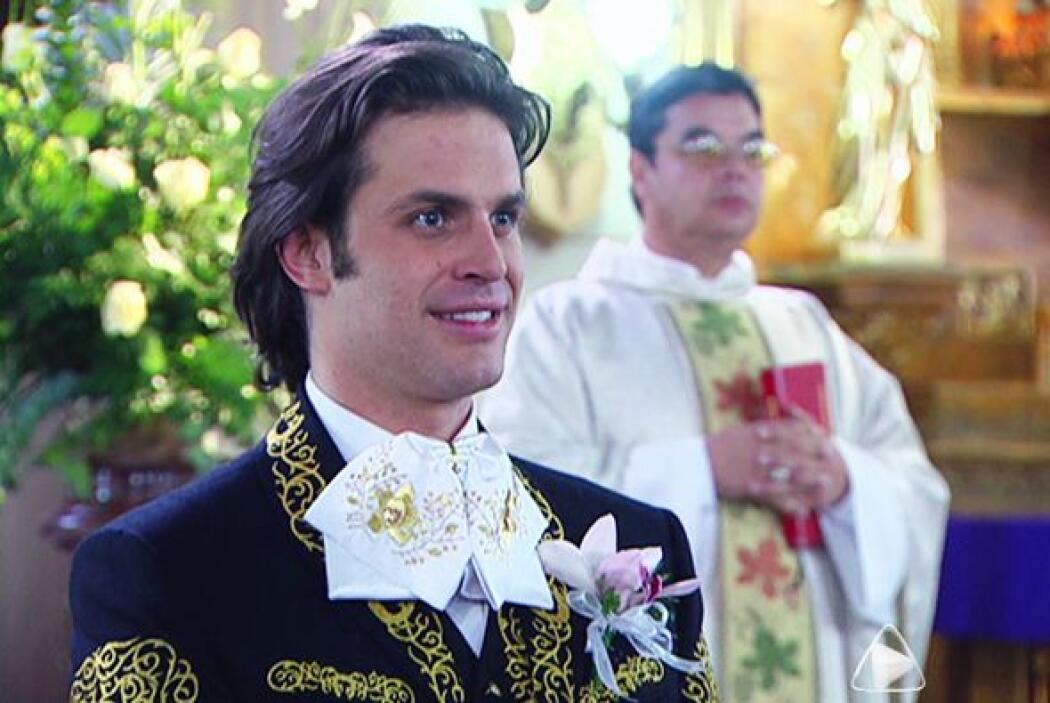 """Mark Tacher protagonizó """"La Hija Del Mariachi"""" en el 2006 cuando tenía 2..."""