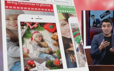 Aplicaciones para disfrutar de la temporada navideña