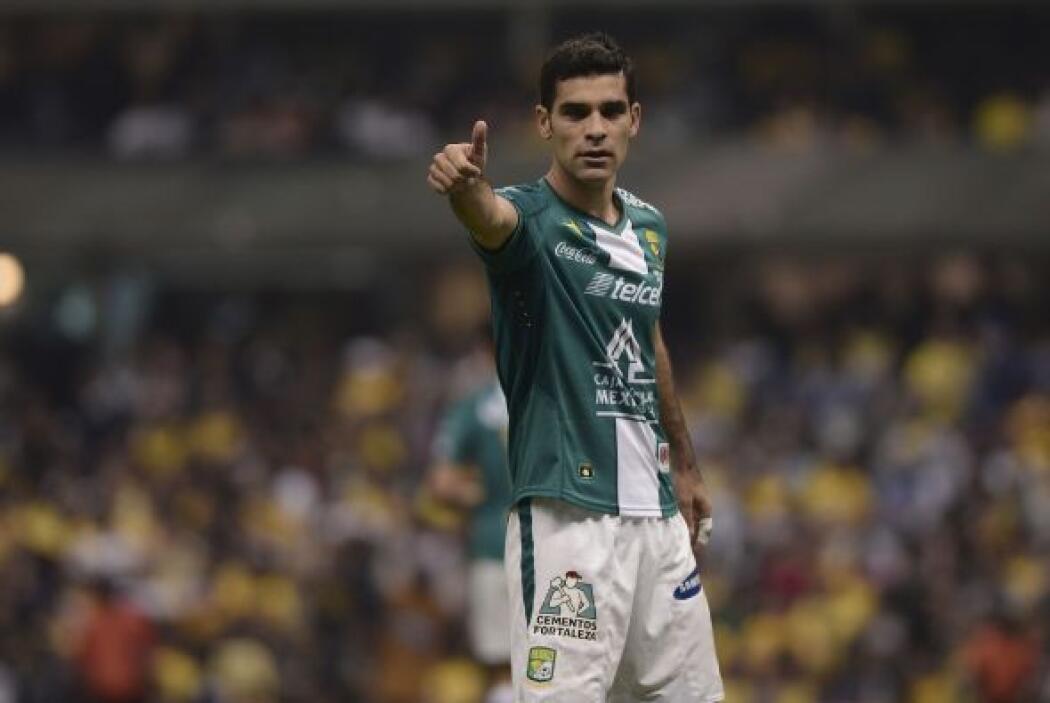 MEJOR REGRESO  Rafael Márquez  Si bien ya estaba en León desde el Clausu...