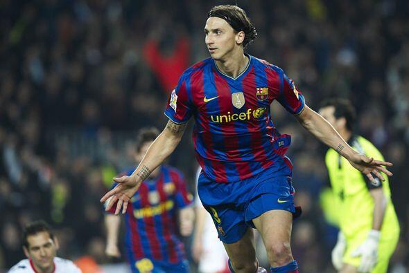Zlatan Ibrahimovic y Bojan Krkic se encargaron de darle el triunfo y el...