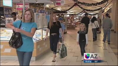 Arpaio refuerza seguridad en centros comerciales