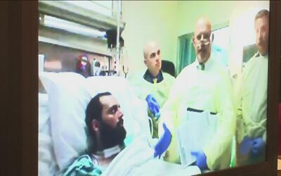 Ahmad Rahimi se declara inocente de intento de asesinato a policías que...