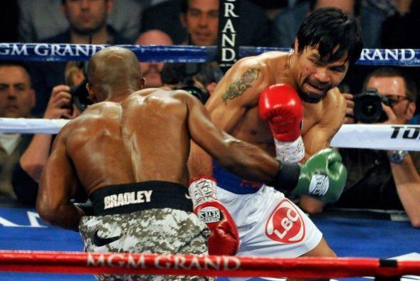 Esta segunda pelea fue tan buena como la primera de hace dos años.