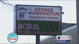 Escuela George Washington Orgullo Chicago