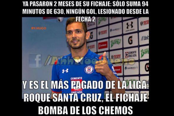 La derrota de Cruz Azul y Pachuca además de la sorpresiva goleada...