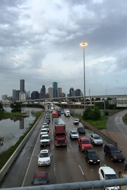 Inundaciones Houston