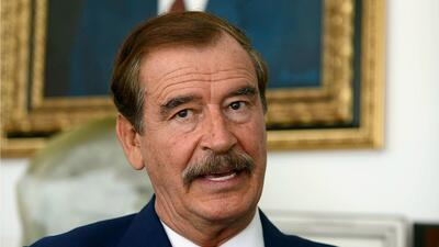 ¿Se le escapó el Chapo a Vicente Fox?