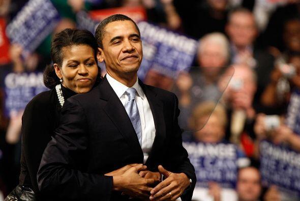 Pero poco después del triunfo electoral de su marido, la jefa de...