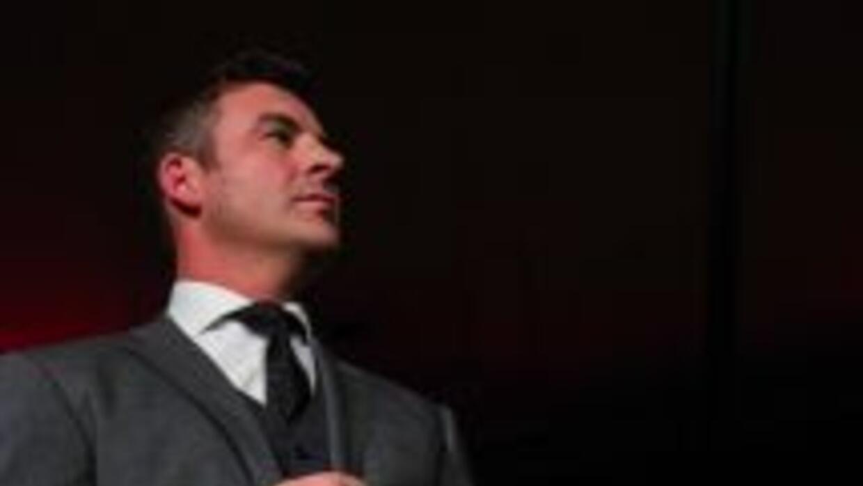 SergeyKovalev en la Gala de la OMB.