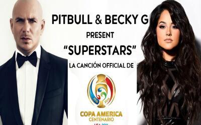 Juntos en la Copa América Centenario