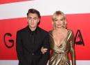 Pamela Anderson y su hijo