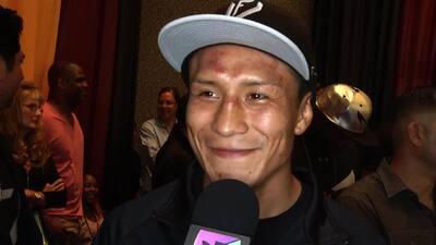 Francisco Vargas: 'Ahora quiero el título mundial'