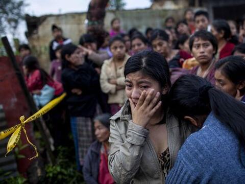 6. En septiembre, una trágica historia puso de luto a Guatemala c...