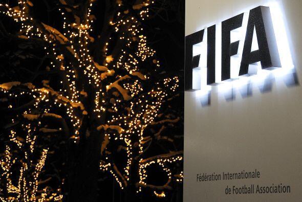 ZÚRICH, Suiza - La casa central de la FIFA donde se cocinan todos...