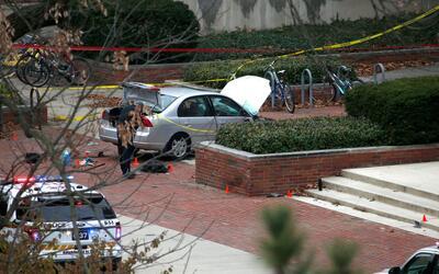 En un minuto: nueve heridos dejó un ataque en la Universidad Estatal de...
