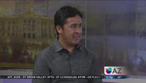 Entrevista con Minero sobreviviente Chileno