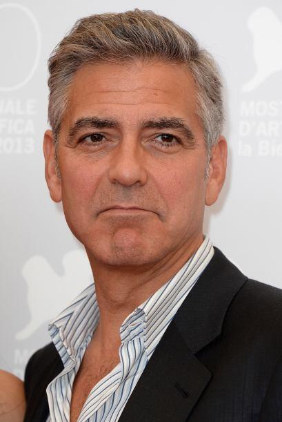 George Clooney sabe que Estados Unidos atraviesa momentos difíciles con...