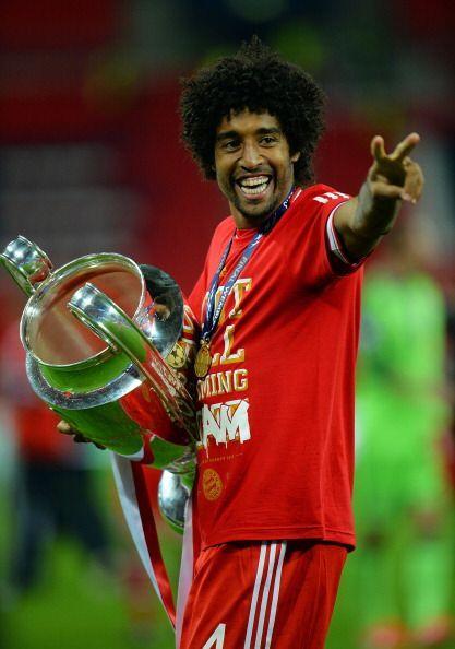Dante, la sengre latinoamericana del Bayern junto con Pizarro, quien no...