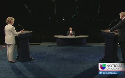 Lo que dice la expresión corporal de los candidatos en el debate
