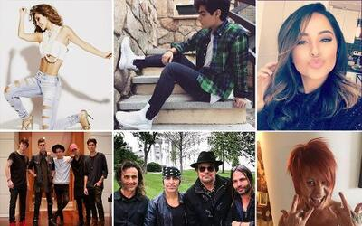 Los looks de los nominados a Premios Juventud