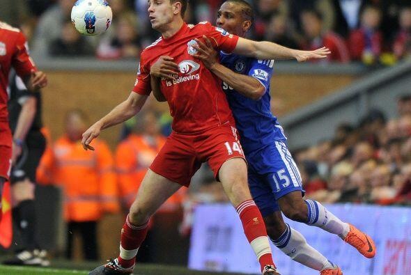Liverpool se tomó revancha de la derrota sufrida en la Copa de In...
