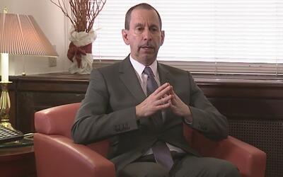 Entrevista exclusiva con el nuevo comisionado de la administración de se...