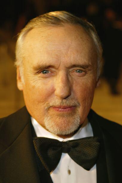 Dennis Hopper fue el símbolo de la rebeldía en Hollywood. El actor, que...