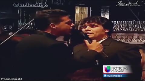 Auriespacio: Luis Miguel lanzará un dueto con Juan Gabriel